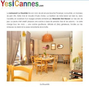 Yes I Cannes